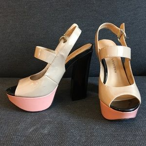 Chinese Laundry Z-Fearless Platform Heels